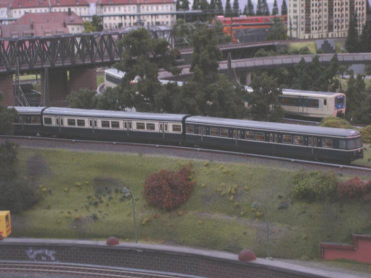 Hamburger S-Bahnzug BR 470  27077765qq