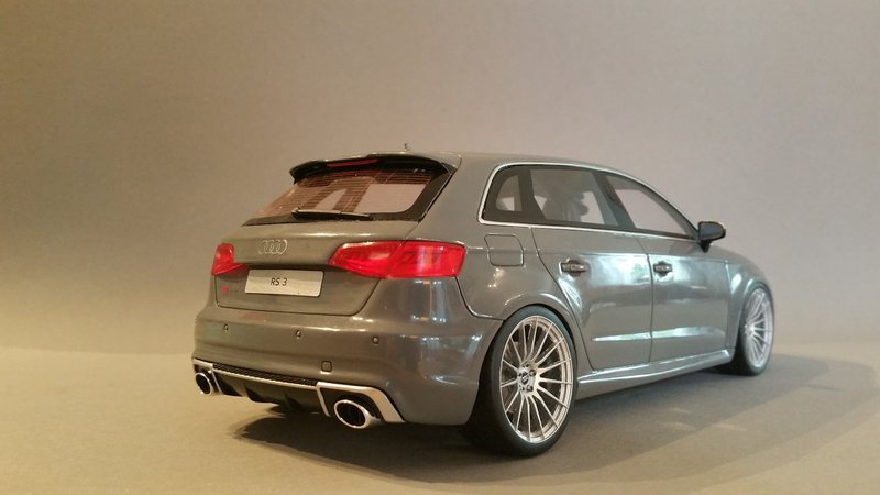 1 18 audi rs3 mit enkei felgen modelcarforum. Black Bedroom Furniture Sets. Home Design Ideas