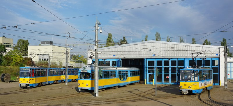 Straßenbahn Gotha und die Thüringerwaldbahn - Seite 3 27156357ee