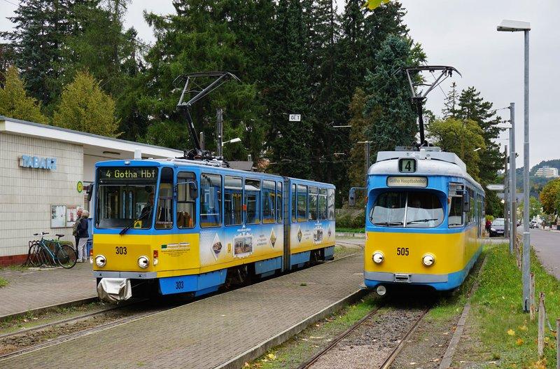 Straßenbahn Gotha und die Thüringerwaldbahn - Seite 3 27156760pa