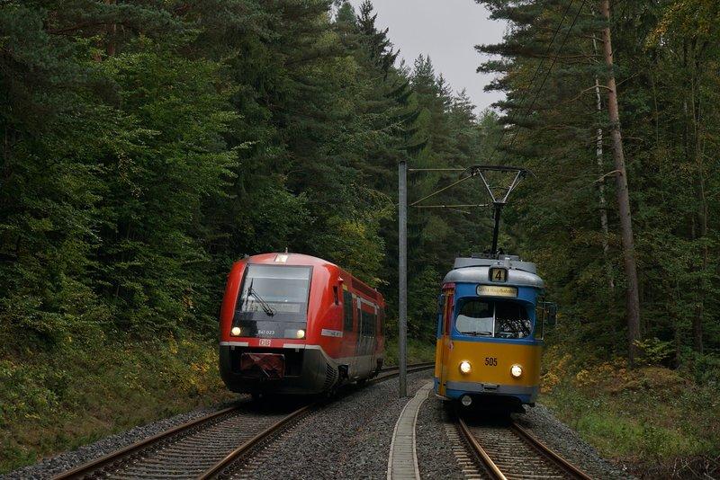 Straßenbahn Gotha und die Thüringerwaldbahn - Seite 3 27156906vw