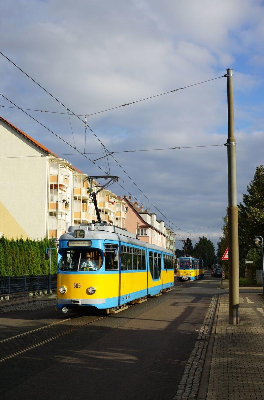 Straßenbahn Gotha und die Thüringerwaldbahn - Seite 3 27164491bw