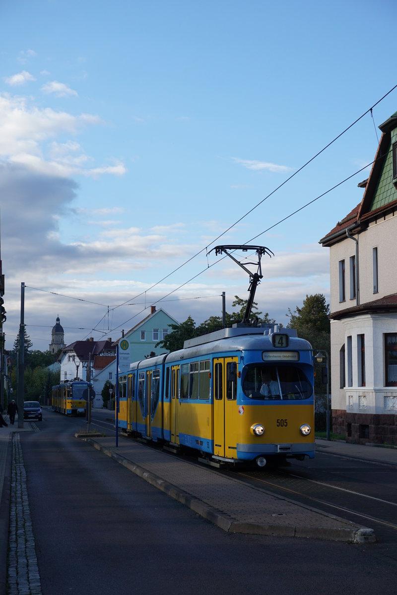 Straßenbahn Gotha und die Thüringerwaldbahn - Seite 3 27164529bx
