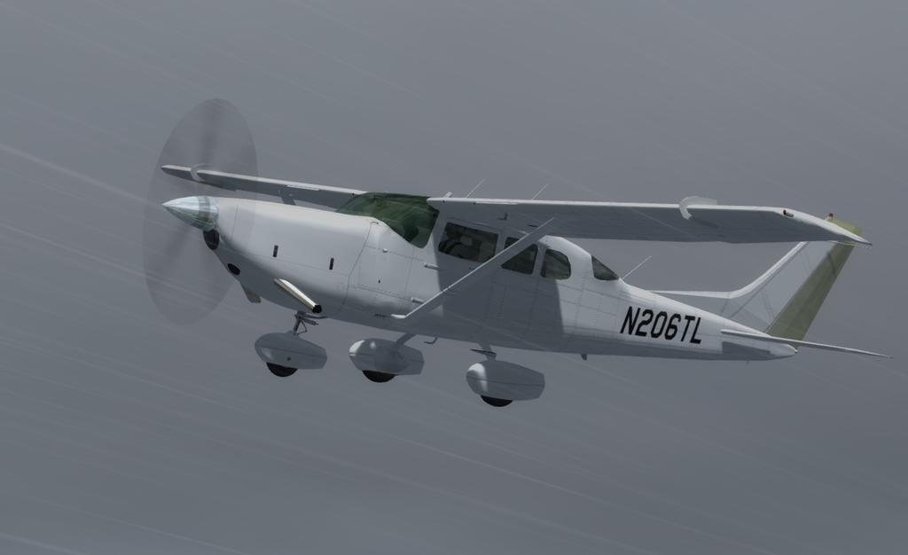Cessna T206H Soloy Mark 2 -WIP
