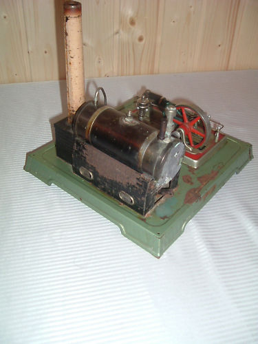 Dampfmaschine Fleischmann Tip 125/2