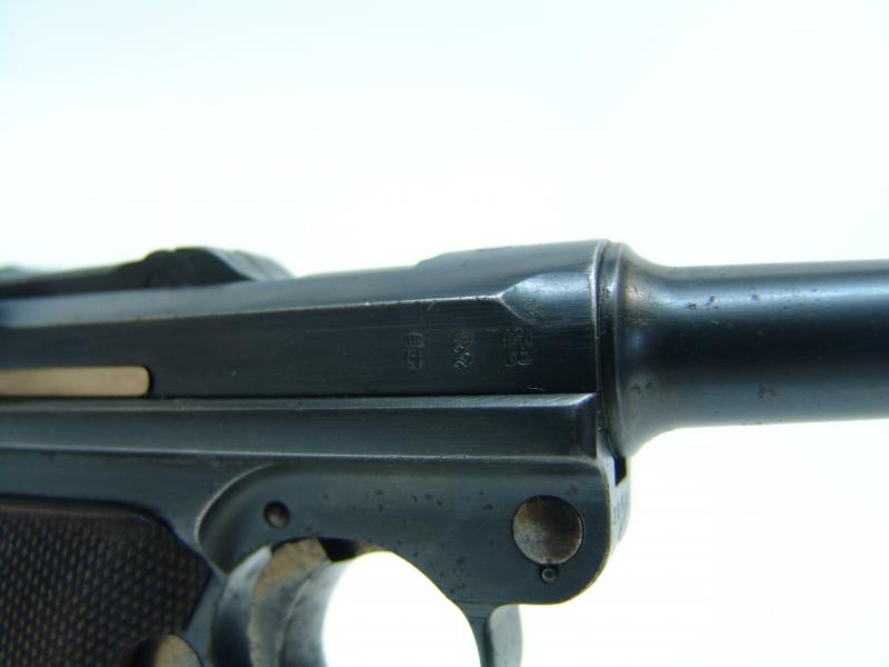 Luger P08 DWM début de production : manque de numéros? 27245831ty