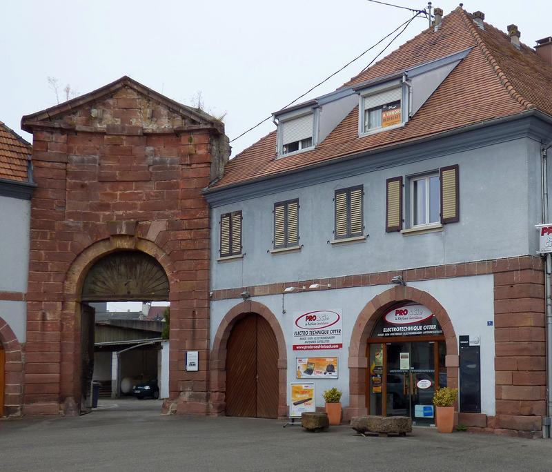 Die Festung Neuf Brisache = Neu Breisach 27258681mz