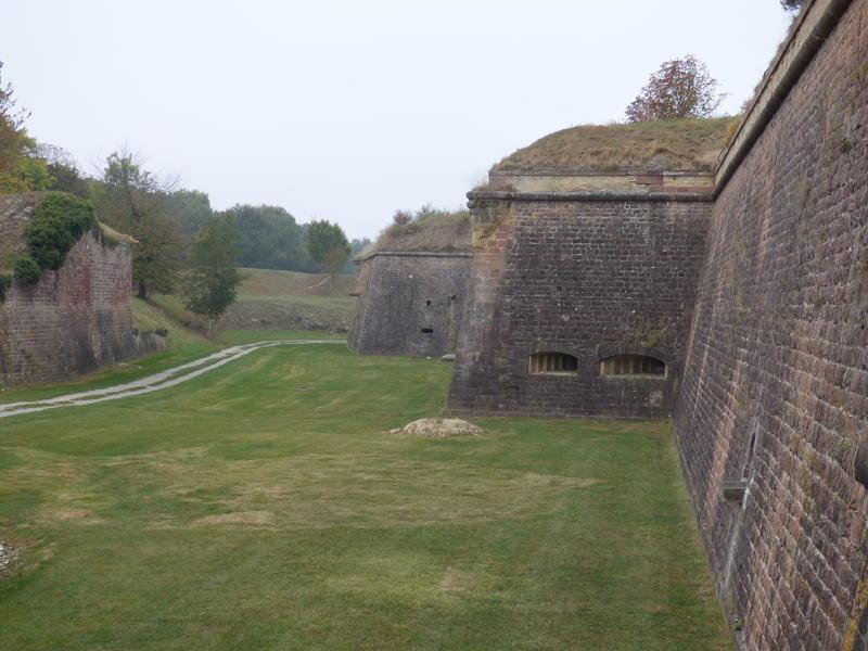 Die Festung Neuf Brisache = Neu Breisach 27259222fb
