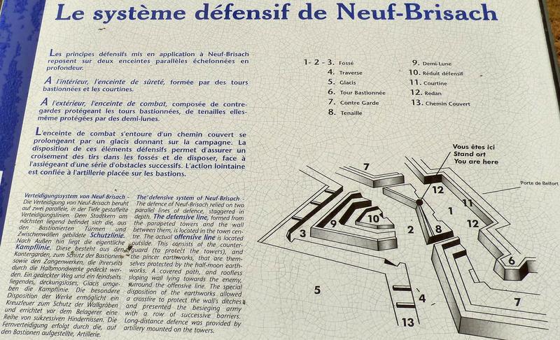 Die Festung Neuf Brisache = Neu Breisach 27259316um
