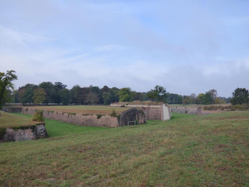 Die Festung Neuf Brisache = Neu Breisach 27259474wf