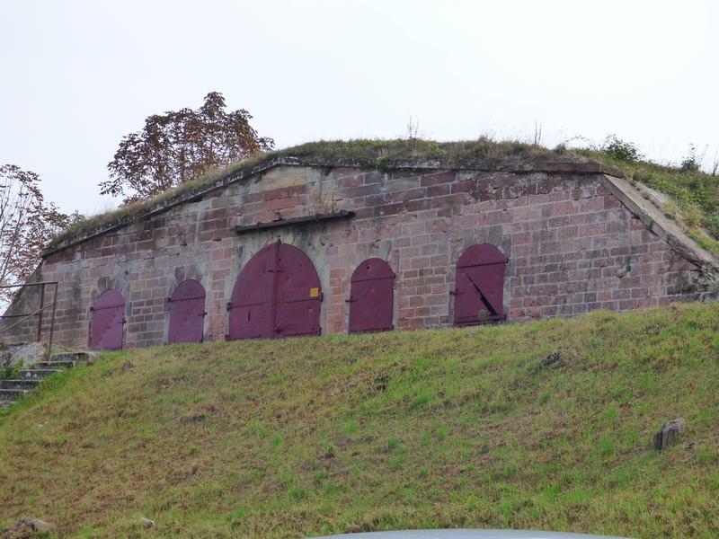 Die Festung Neuf Brisache = Neu Breisach 27278218lo