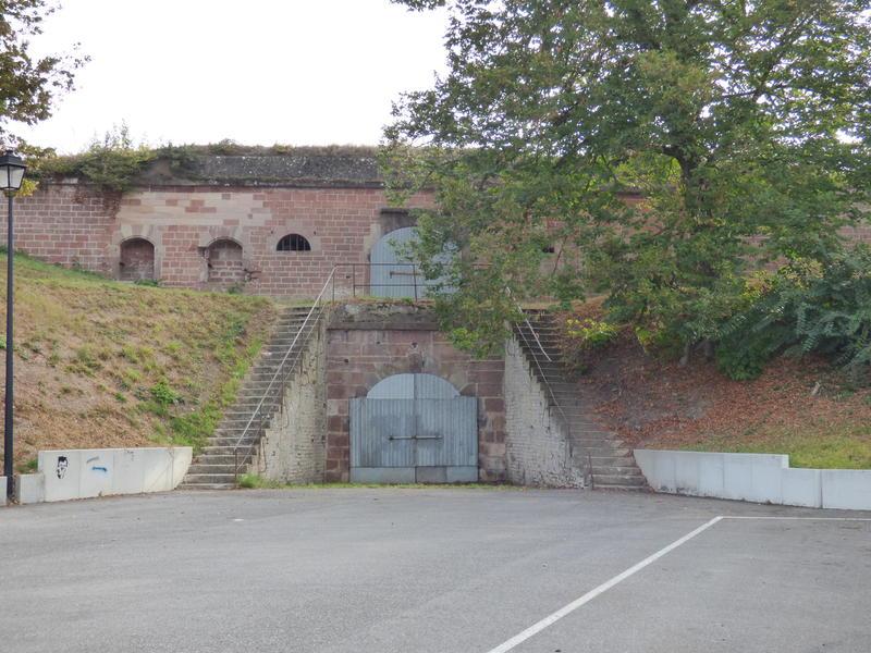Die Festung Neuf Brisache = Neu Breisach 27278255zh