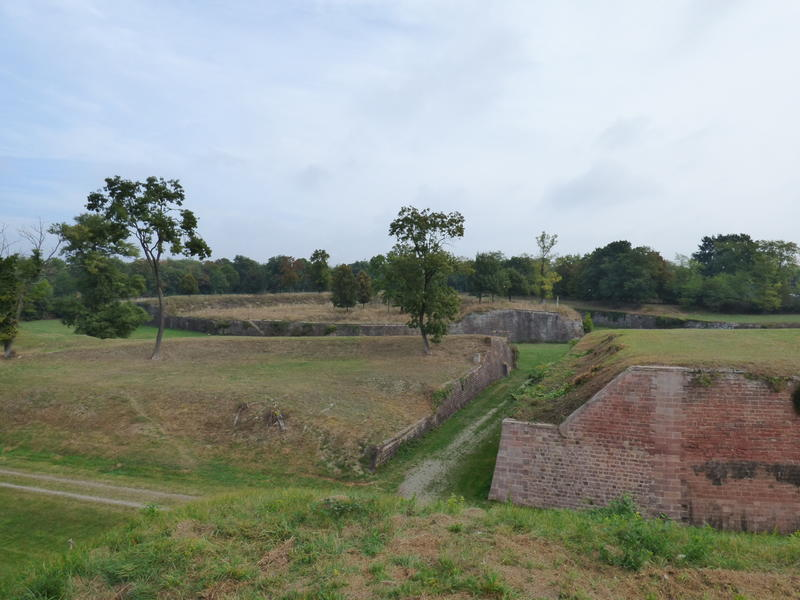 Die Festung Neuf Brisache = Neu Breisach 27278536qz