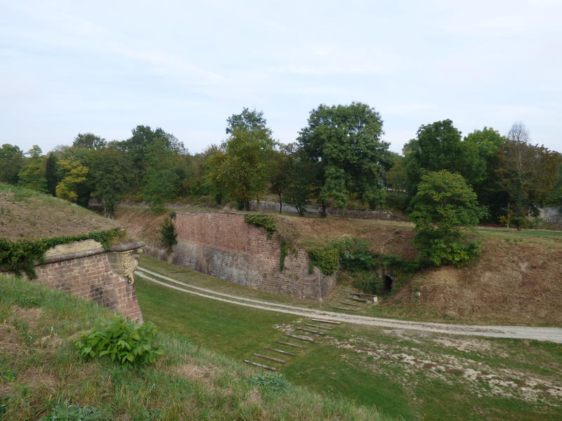Die Festung Neuf Brisache = Neu Breisach 27278710oe