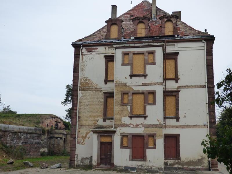 Die Festung Neuf Brisache = Neu Breisach 27278958gz