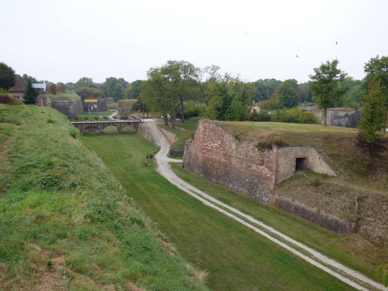 Die Festung Neuf Brisache = Neu Breisach 27279040na