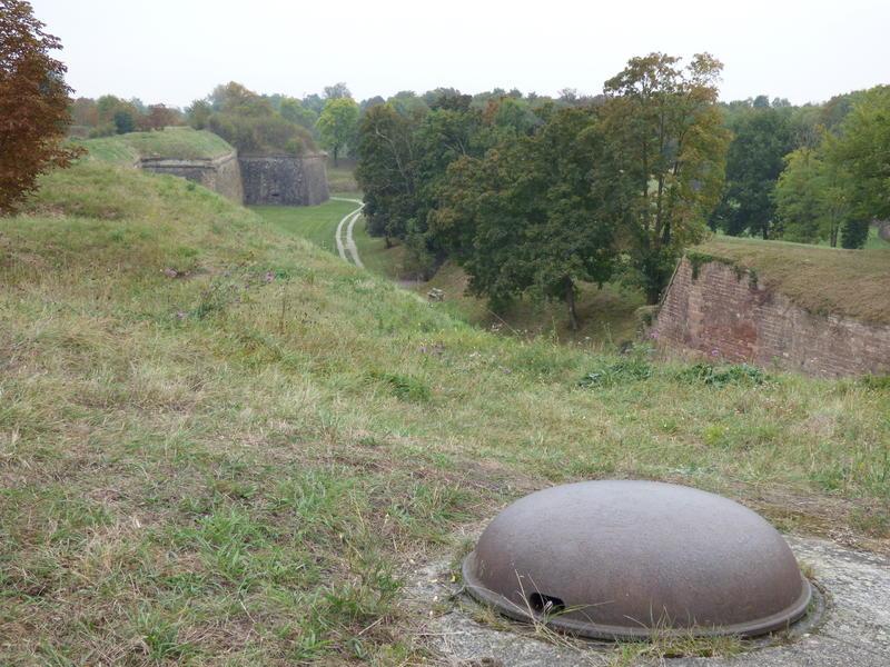 Die Festung Neuf Brisache = Neu Breisach 27287740eg