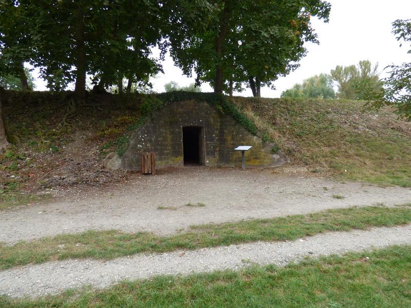 Die Festung Neuf Brisache = Neu Breisach 27287908wb