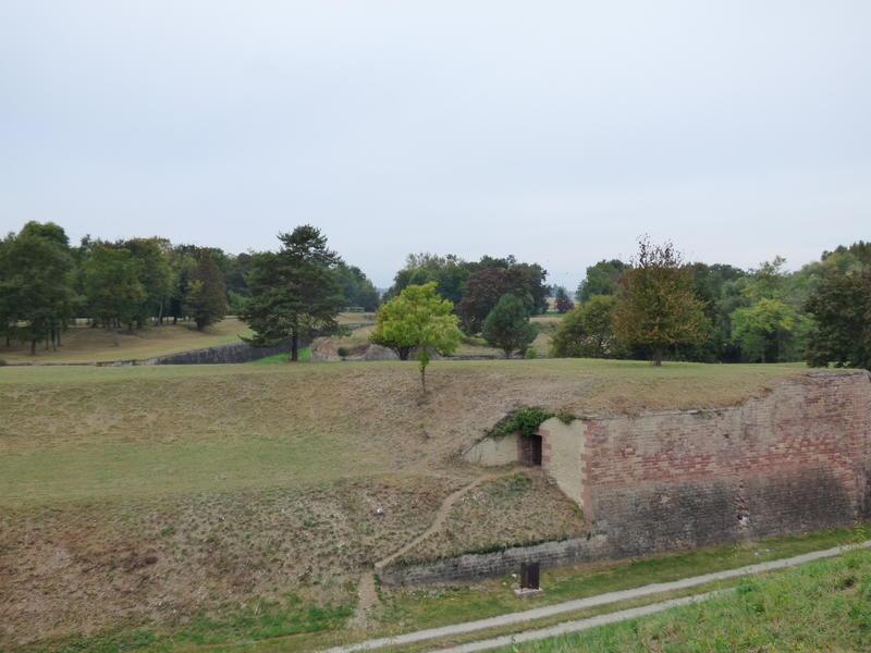 Die Festung Neuf Brisache = Neu Breisach 27287925nz