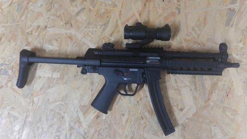 HK 416  22lr - Seite 10 - PULVERDAMPF
