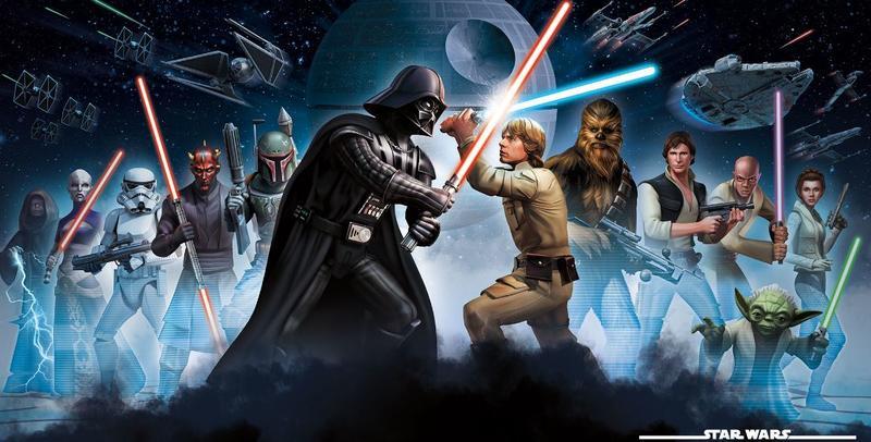 Star Wars Actionfiguren, Statuen, Lichtschwerter