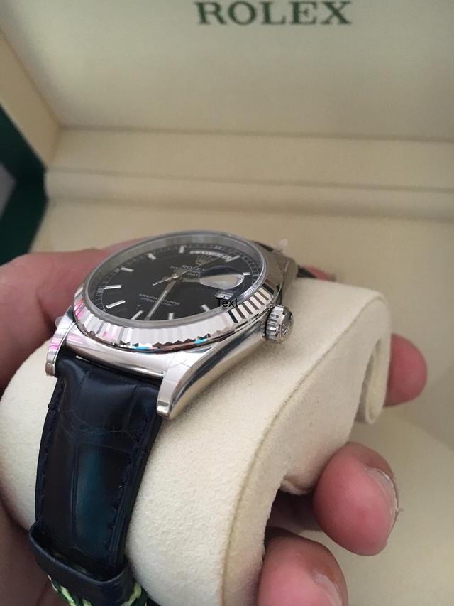 design di qualità c7a63 39679 Vendo Rolex Day Date 118139 Oro Bianco