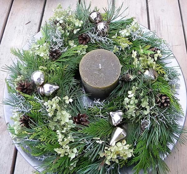 Thuja auch f r die weihnachtsdekoration mein sch ner for Schone dekosachen