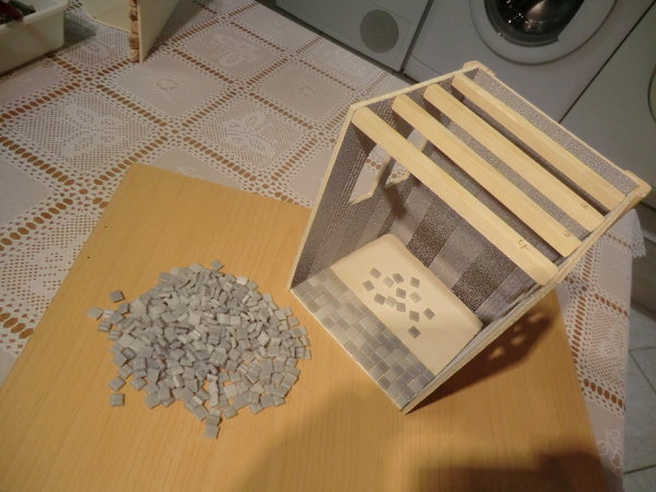 styropor auf holz kleben styropor richtig schneiden und. Black Bedroom Furniture Sets. Home Design Ideas