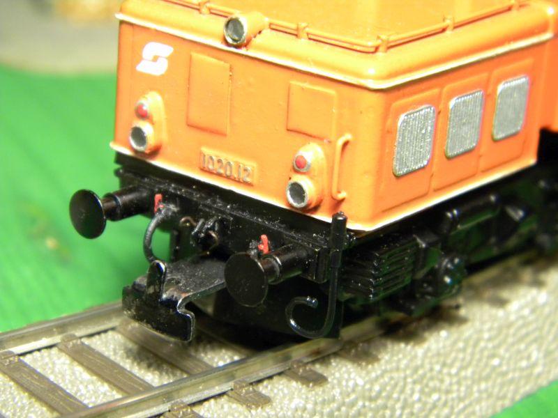 Kleinbahn E 1020 12 27500371zx