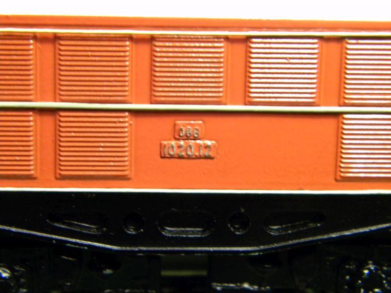 Kleinbahn E 1020 12 27500373ux