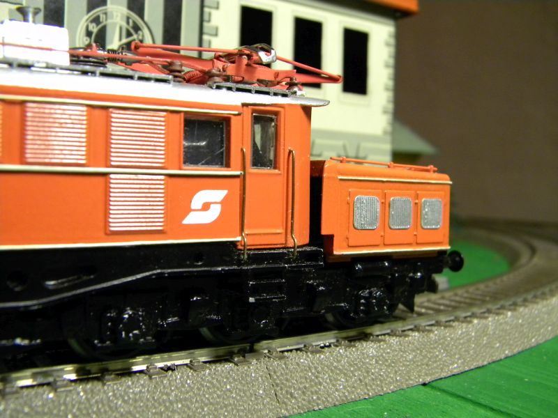 Kleinbahn E 1020 12 27500525qm