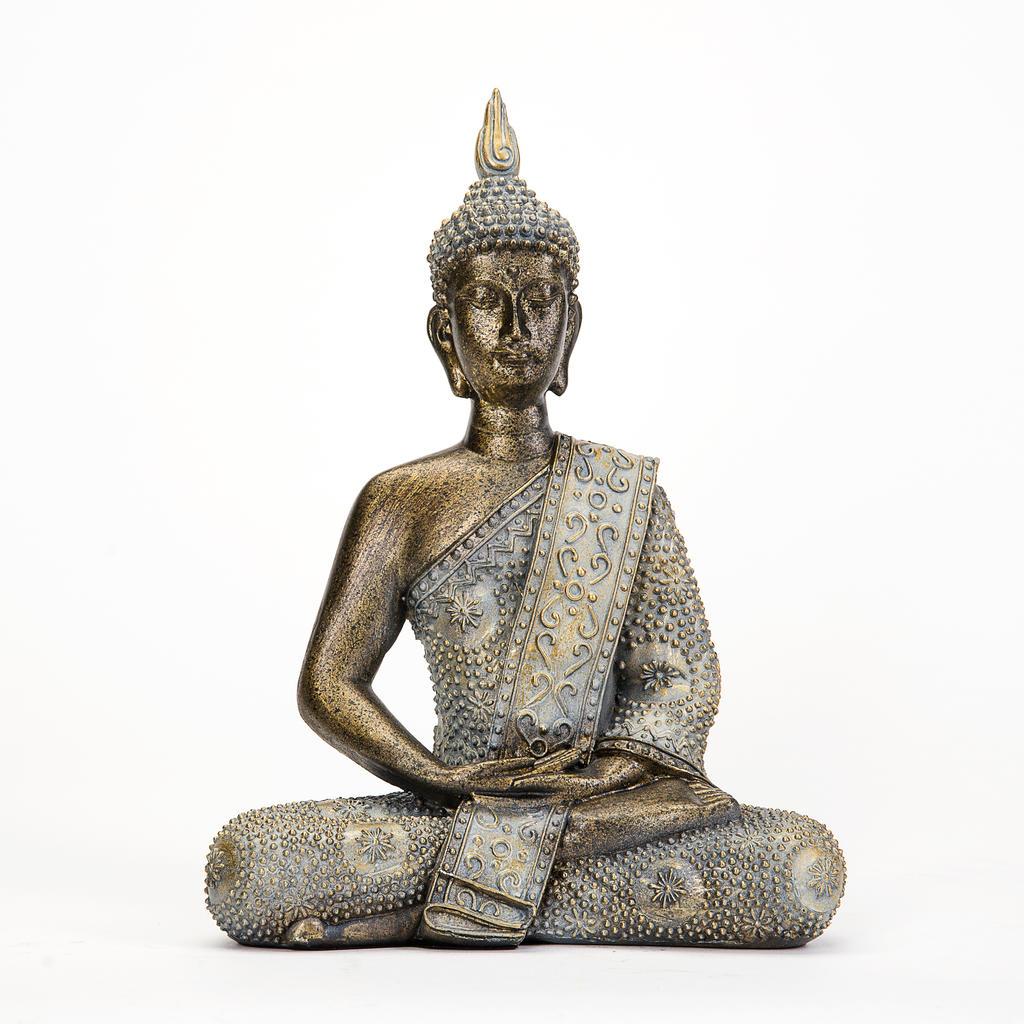 thai buddha deko figur buddhismus skulptur budda statue