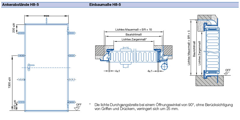 h8 5 t30 1 rs h rmann rauchschutzt r feuerschutzt r. Black Bedroom Furniture Sets. Home Design Ideas