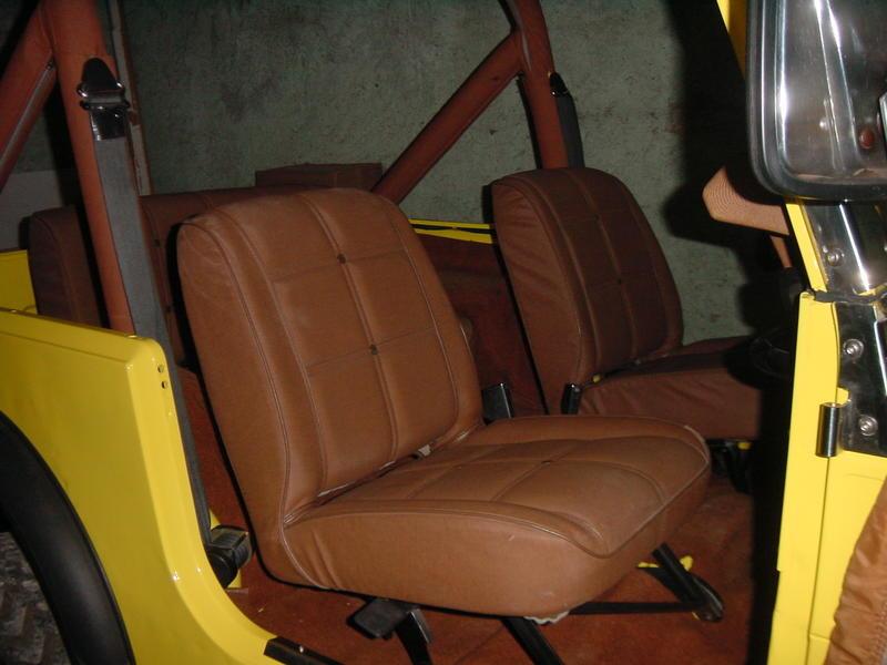 Restauration et prépa CJ7 V-8 AMC 360 Golden Eagle 27711747af