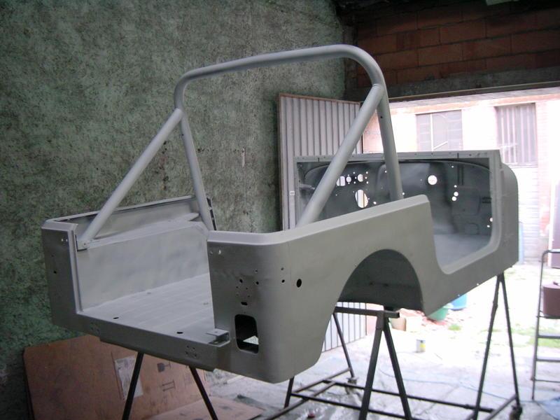 Restauration et prépa CJ7 V-8 AMC 360 Golden Eagle 27720802ow