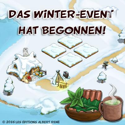 Winter start DE