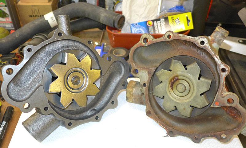 Restauration et prépa CJ7 V-8 AMC 360 Golden Eagle 27750657oe