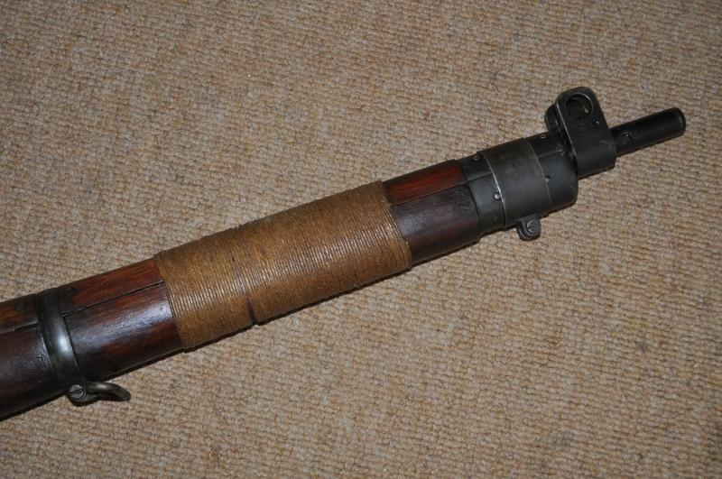 "Long Branch 1943 avec garde main ""ficelé"" 27754866kf"