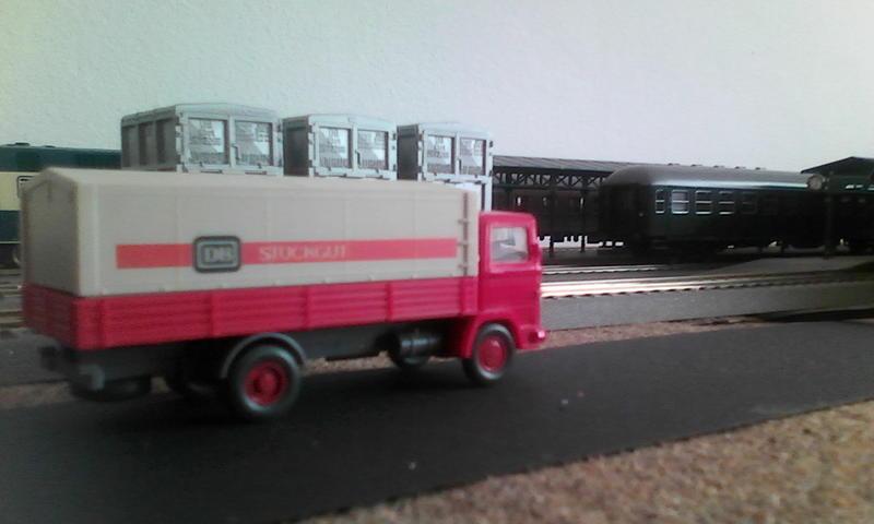 Stückgut LKW DB 27956496fc