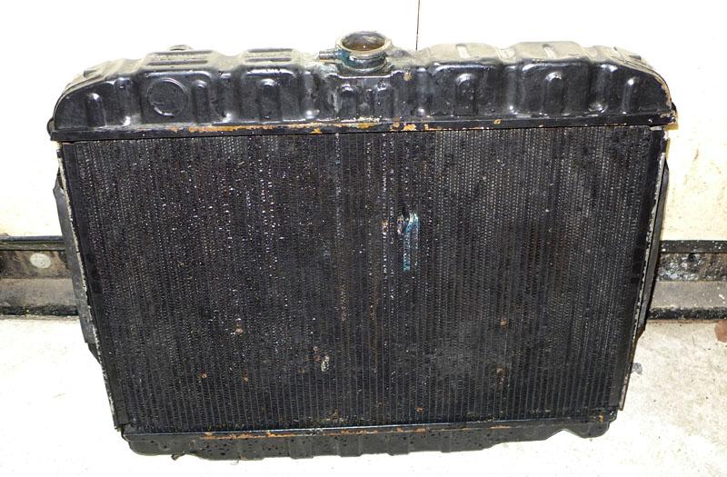 Restauration et prépa CJ7 V-8 AMC 360 Golden Eagle 27963493bp