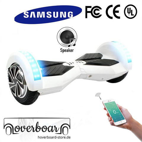 hoverboard nitro style 700 watt 8 zoll balance bluetooth lautsprecher e scooter. Black Bedroom Furniture Sets. Home Design Ideas