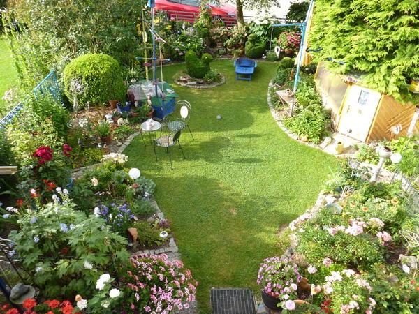 Mein Garten Von Den Anfängen Bis Jetzt Mein Schöner Garten Forum