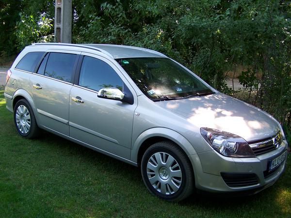 Meine Opel Astra H Caravan - Modelcarforum