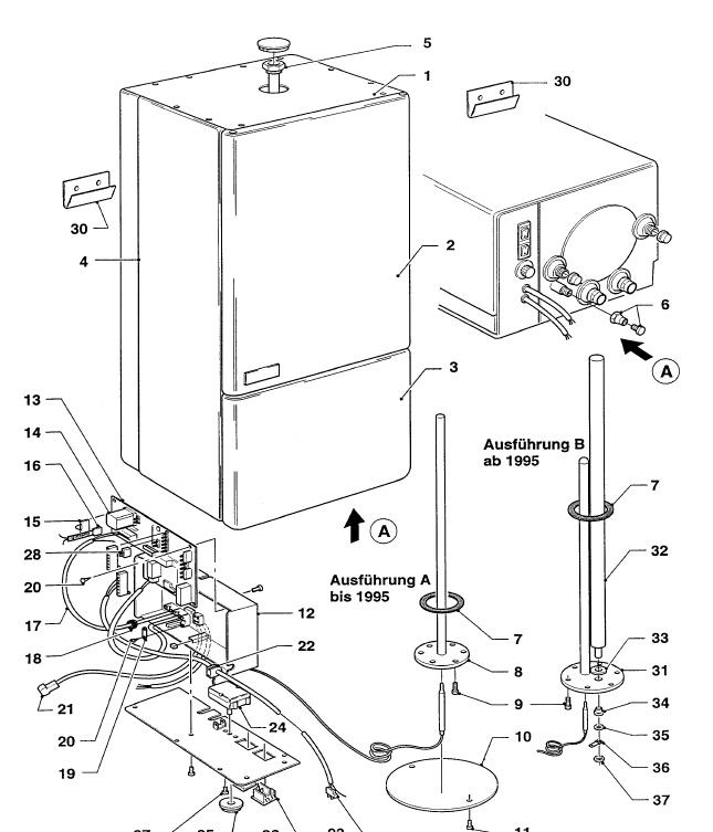 vaillant vcw 182e mit vih50 1 schutzanoden haustechnikdialog. Black Bedroom Furniture Sets. Home Design Ideas