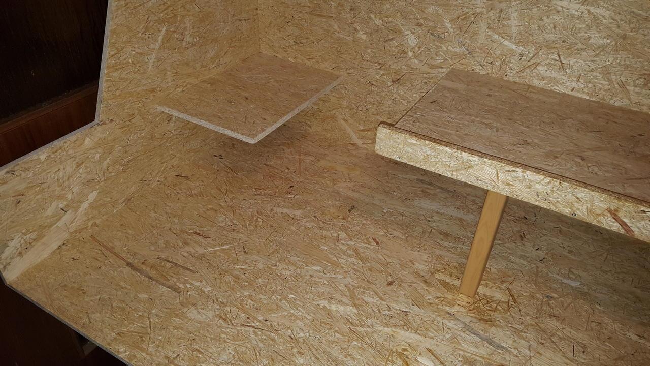 rampen im neuen eigenbau mit foto meerschweinchen haltung. Black Bedroom Furniture Sets. Home Design Ideas