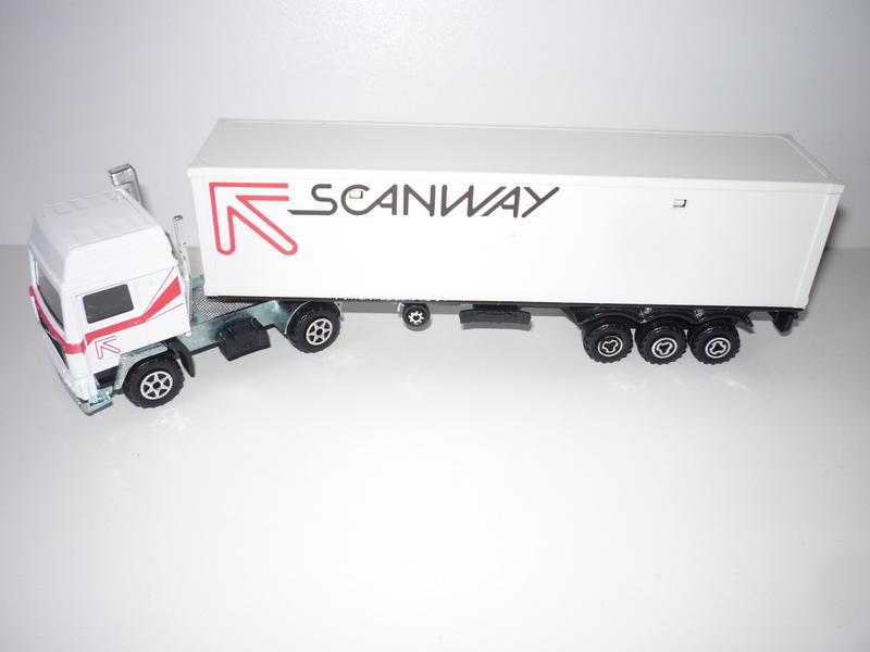 N°3055 Volvo Porte Container. 28312464nn