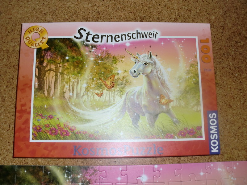 sternenschweif puzzle
