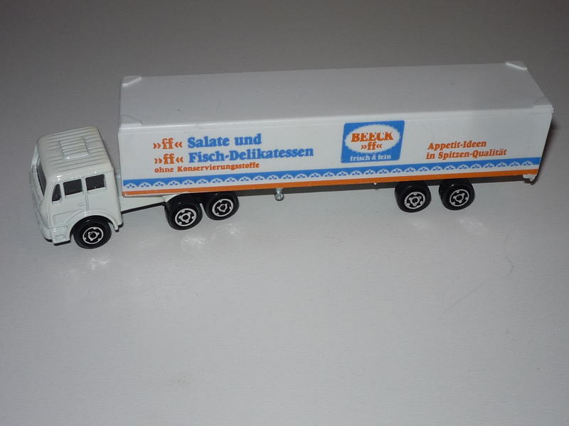 N°361 - MERCEDES SEMI-CONTAINER 28339958bv