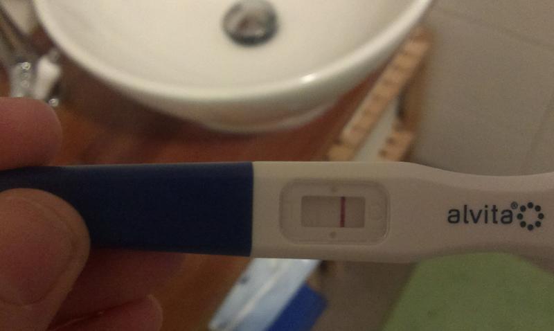 aufgebaute schleimhaut schwanger oder mens