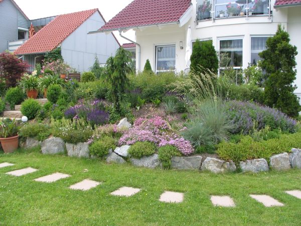 Sichtschutzbepflanzung Fur Terrasse Am Hang Mein Schoner Garten Forum